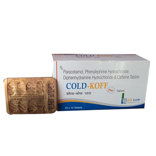 COLD KOFF PLUS