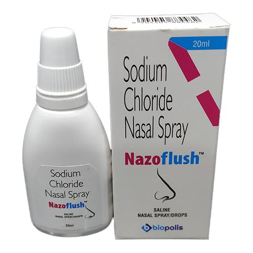 Nazoflush Nasal Spray