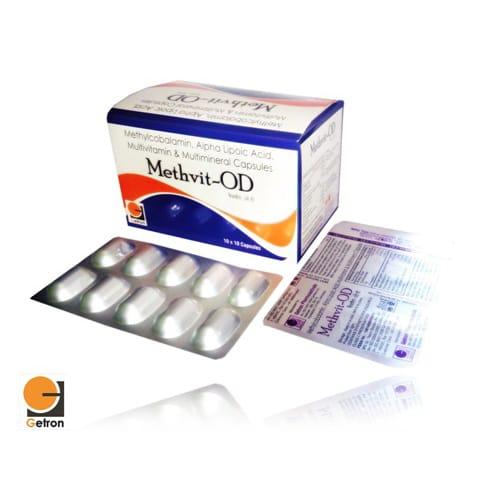 METHVIT- OD Capsules