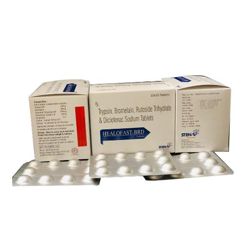 HEALOFAST-BRD Tablets