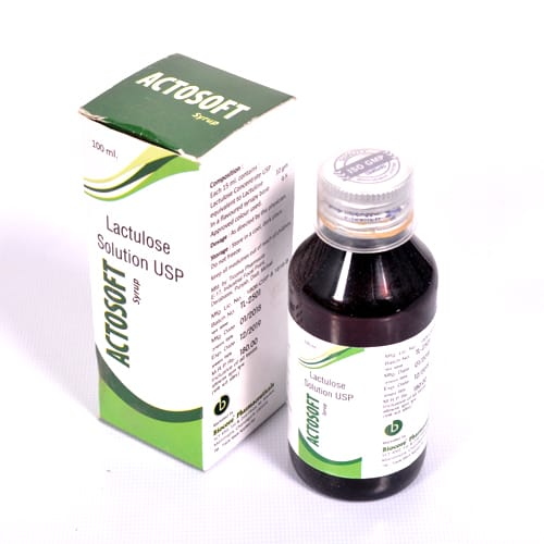 ACTOSOFT 100ml Syrup