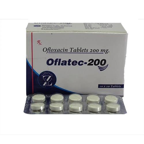 Oflatec-200 Tablets