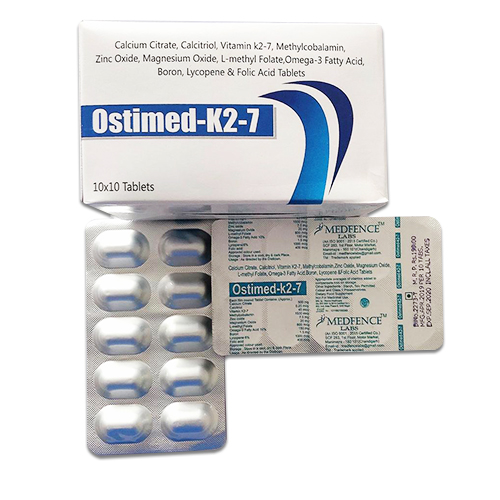 OSTIMED-K2 7 Tablets