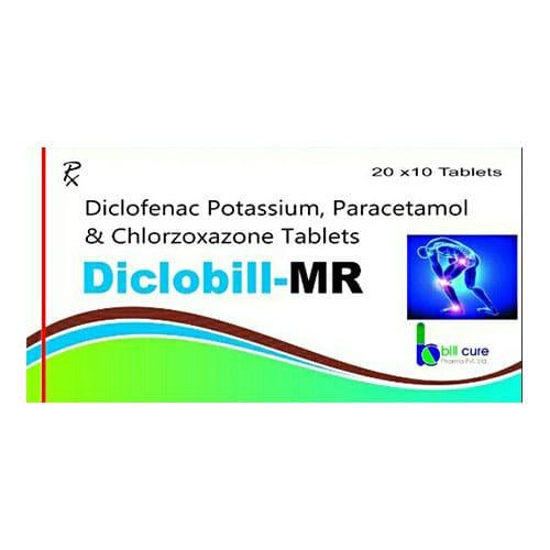 DICLO BILL MR Tablets