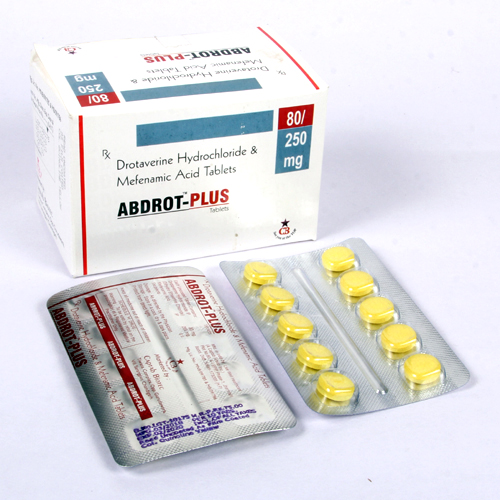 ABDROT-PLUS Tablets