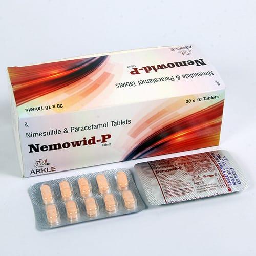 Nimowid-P Tablets