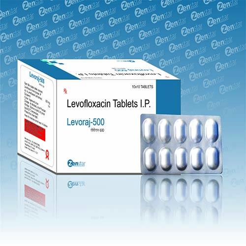 LEVORAJ-500 Tablets
