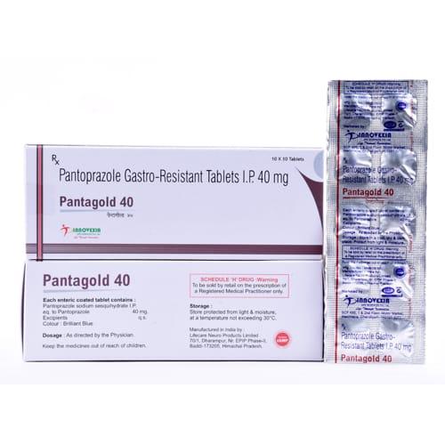 PANTAGOLD 40 TAB