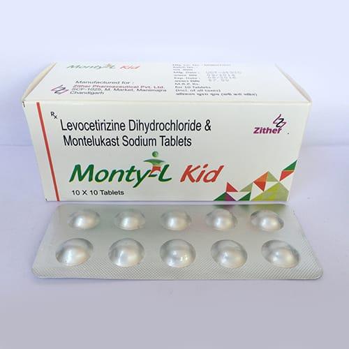 MONTY- L KID Tablets