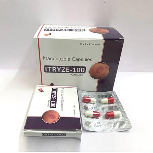 ITRYZE-100 Capsules