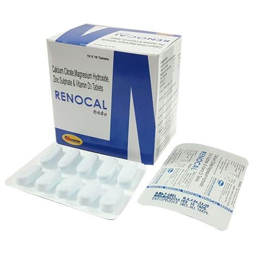 RENOCAL Tablets