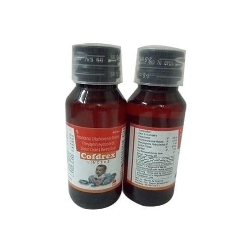 COFDREX-Linctus Syrup