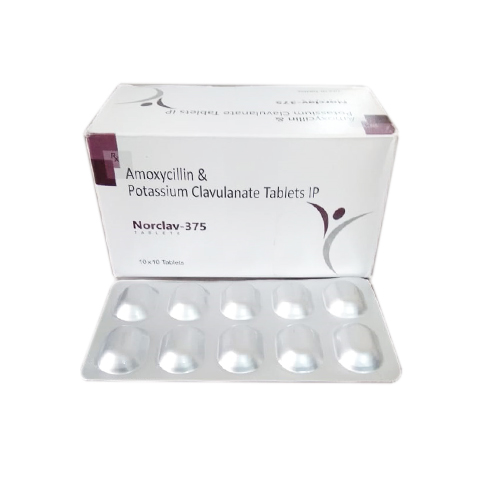 Norclav-375 Tablets