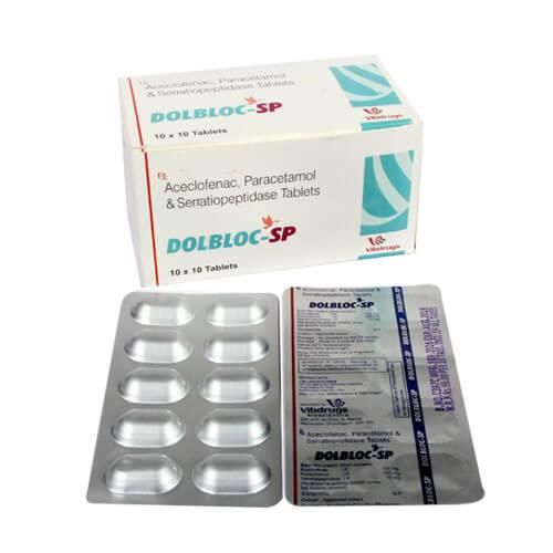 DOLBLOC-SP Tablets