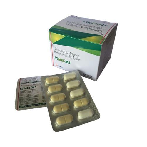 ST-MET M1 Tablets
