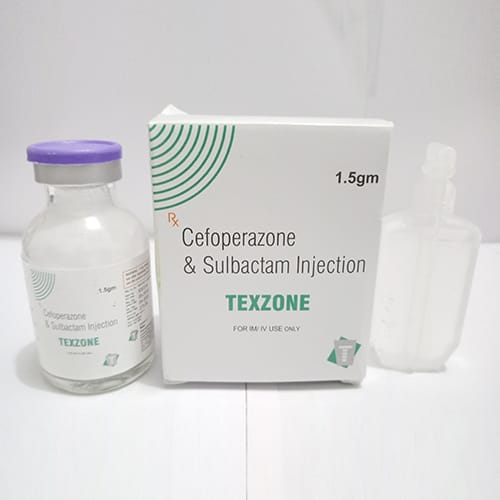 TEXZONE- 1.5gm Injection
