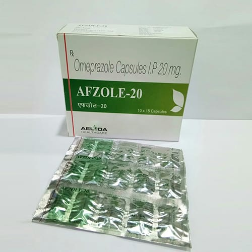 AFZOLE-20 Capsules