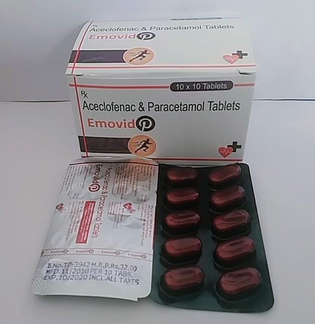 EMOVID-P Tablets