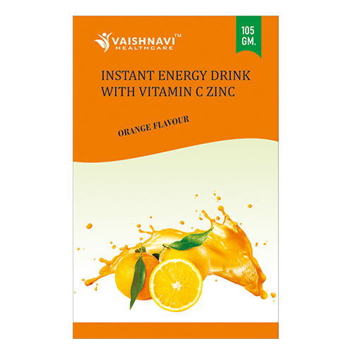 Instant Energy Drink with Vitamin C Zinc Energy Drink