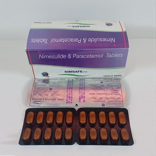 NIMSAFE Tablets