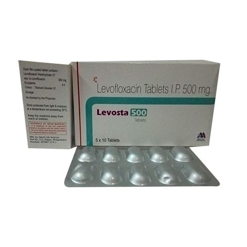 LEVOSTA-500 Tablets