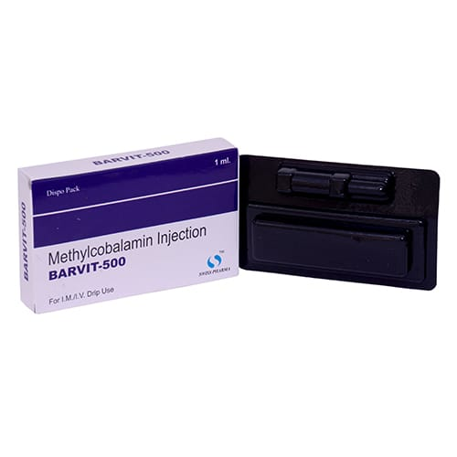 METHYLCOBALAMIN 500mcg -1ml Liq. Injection