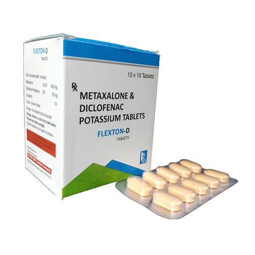 FLEXTON-D Tablets