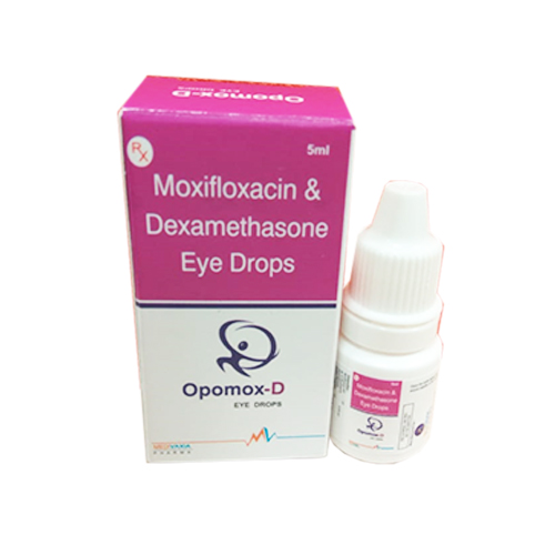 OPOMOX-D Eye Drops