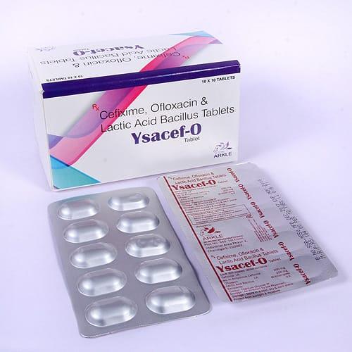 Ysacef-O Tablets