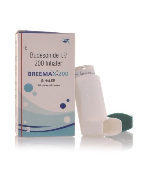 BREEMAX-200 Inhaler