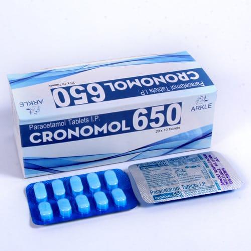 Cronomol-650 Tablets