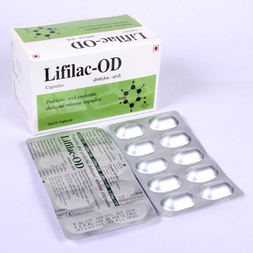 LIFILAC-OD Capsules