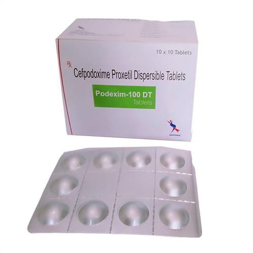 Podexim-100 DT Tablets