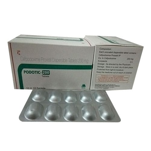 PODOTIC-200 Tablets