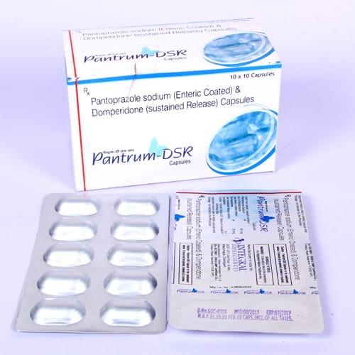 PANTRUM- DSR Capsules