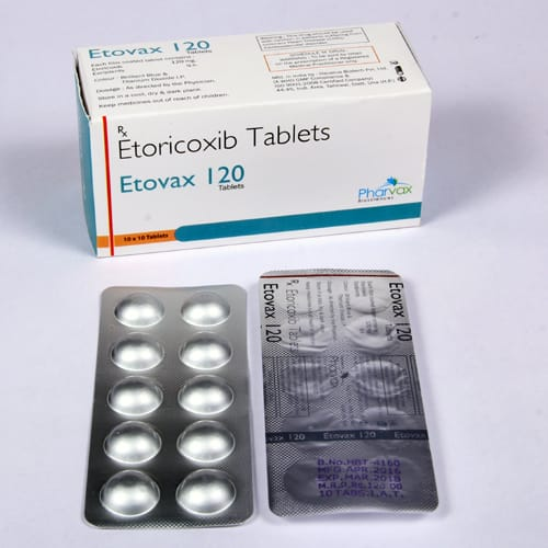 ETOVAX 120 Tablets