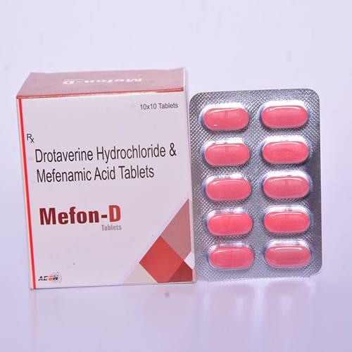 MEFON-D Tablets