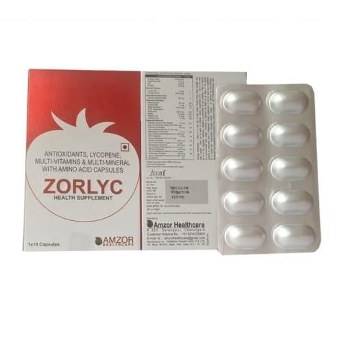 ZORLYC Capsules