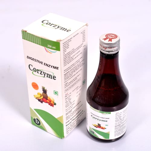 CORZYME-200ML Syrup