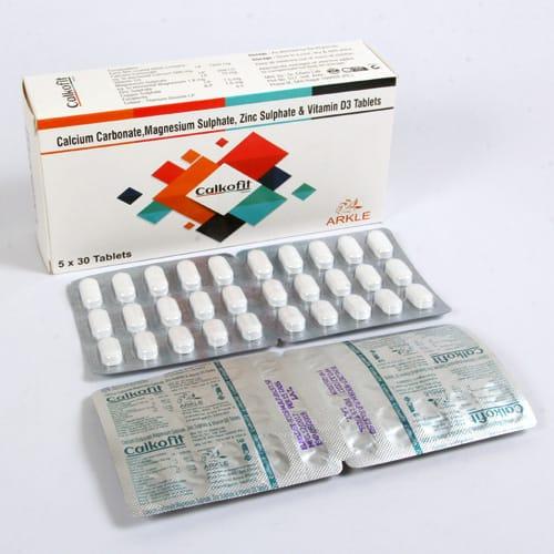Calkofit Tablets