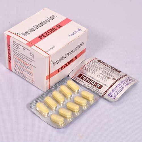 PEZOM-N Tablets