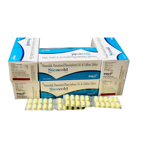STENCOLD Tablets