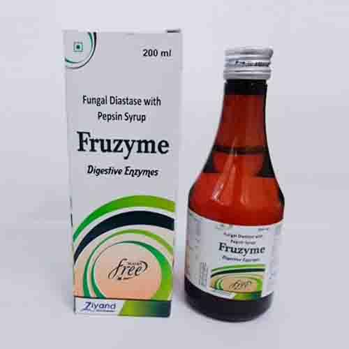 FRUZYME Syrup