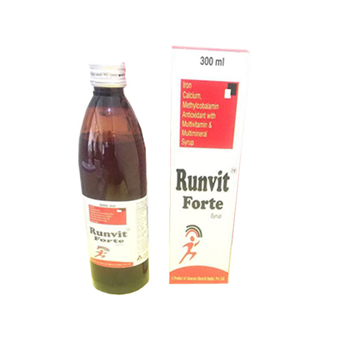 RUNVIT FORTE Syrup
