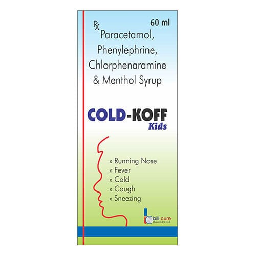 Cold-Koff Kids Syrup