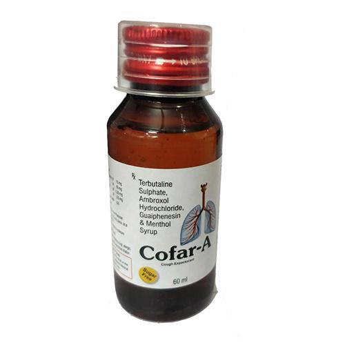 COFAR-A Syrup (60ml)