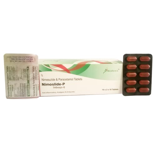 NIMOSLIDE-P Tablets