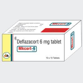 Mkcort 6 Tablet