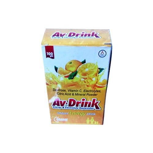 AV-DRINK - Instant Energy Drink