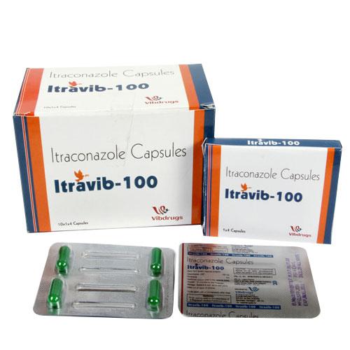 ITRAVIB-100 Tablets